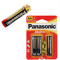 panasonic batteries at lincon platinum