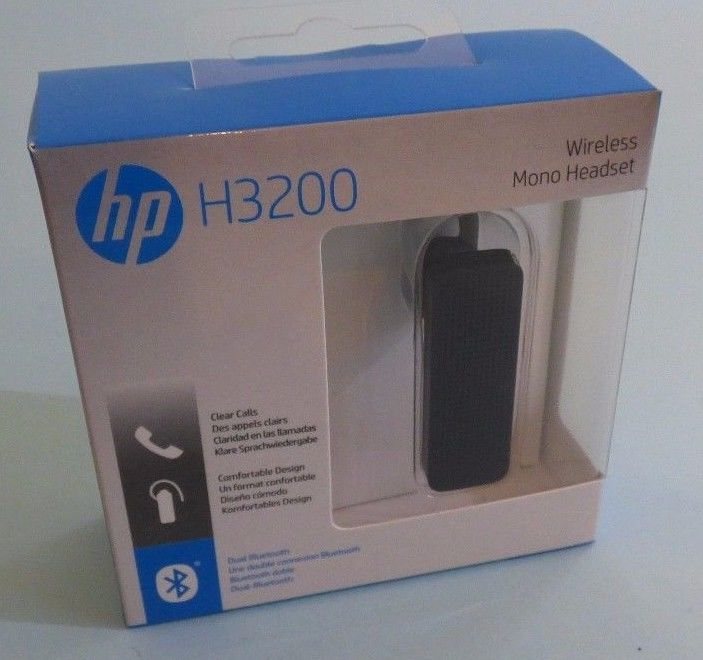 HP H3200 Green Bluetooth Wireless Headset - Lincon Platinum Computers