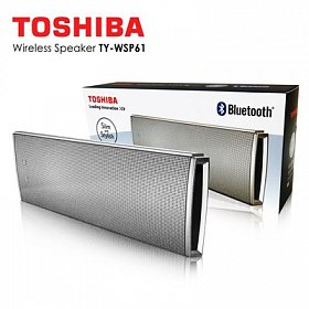 toshiba bluetooth speakers